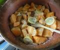 Recette de confiture de Sucrine du Berry aux mandarines et à la vanille