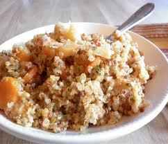 quinoa carotte panias
