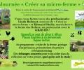 Journée de formation Micro-ferme