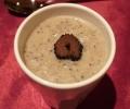 Crème de Topinambours à la truffe
