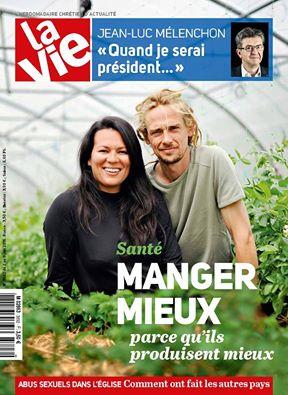 Article dans le magazine LA VIE